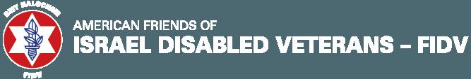 American Friends of Israel Disabled Veterans - FIDV logo