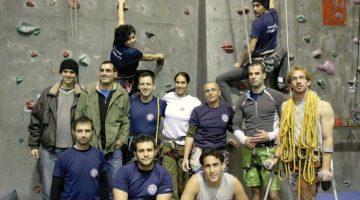 Beit Halochem Tel Aviv's Wall Climbing Club
