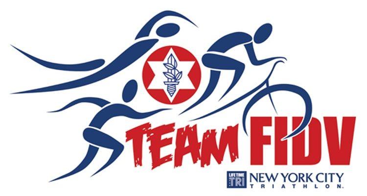 Team FIDV Triathlon logo