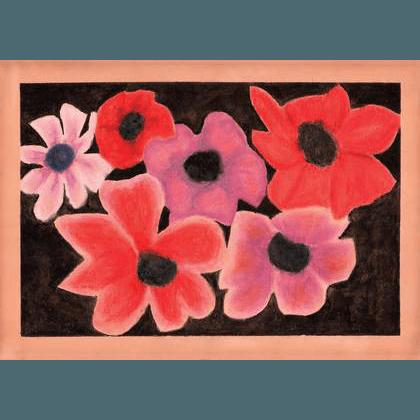 """Anemones"" by Jacob Zabicky"