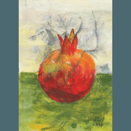 """""""Pomegranate"""" by Jacob Zabicky"""