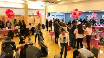 Chesed Fair in memory of Daniella Moffson
